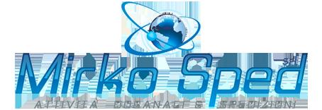 Mirko Sped Srl Retina Logo