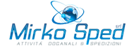 Mirko Sped Srl Logo